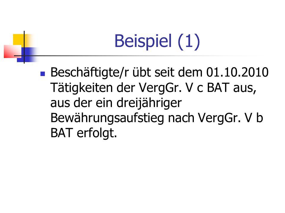 Beispiel (1)
