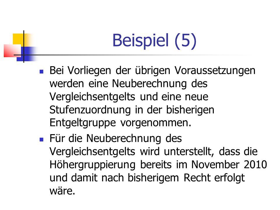 Beispiel (5)