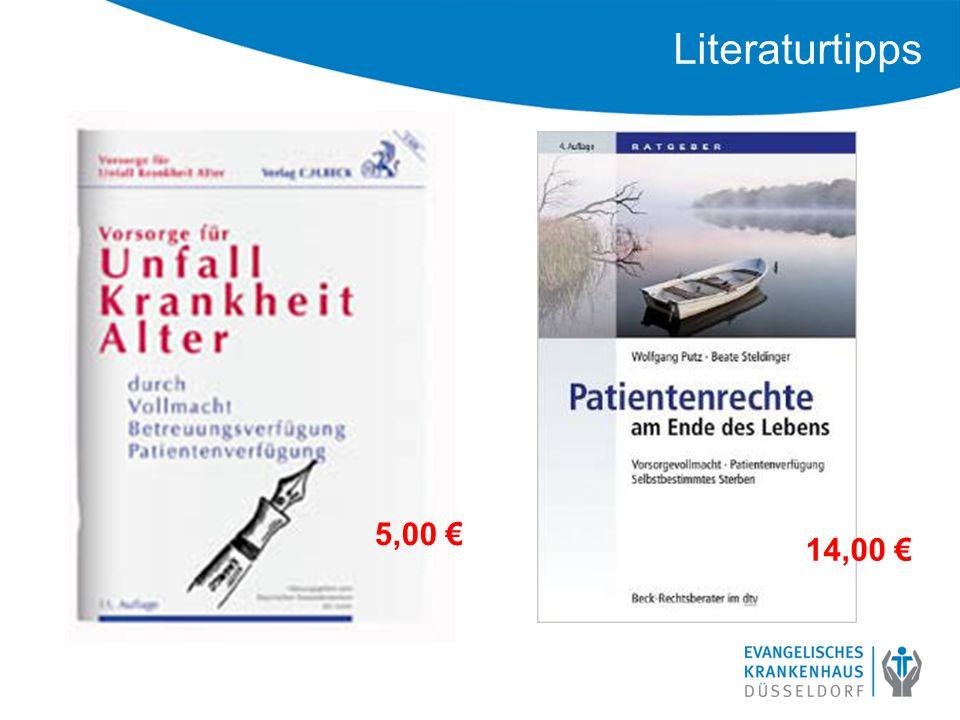 Literaturtipps 5,00 € 14,00 €