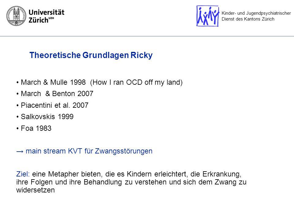 Theoretische Grundlagen Ricky