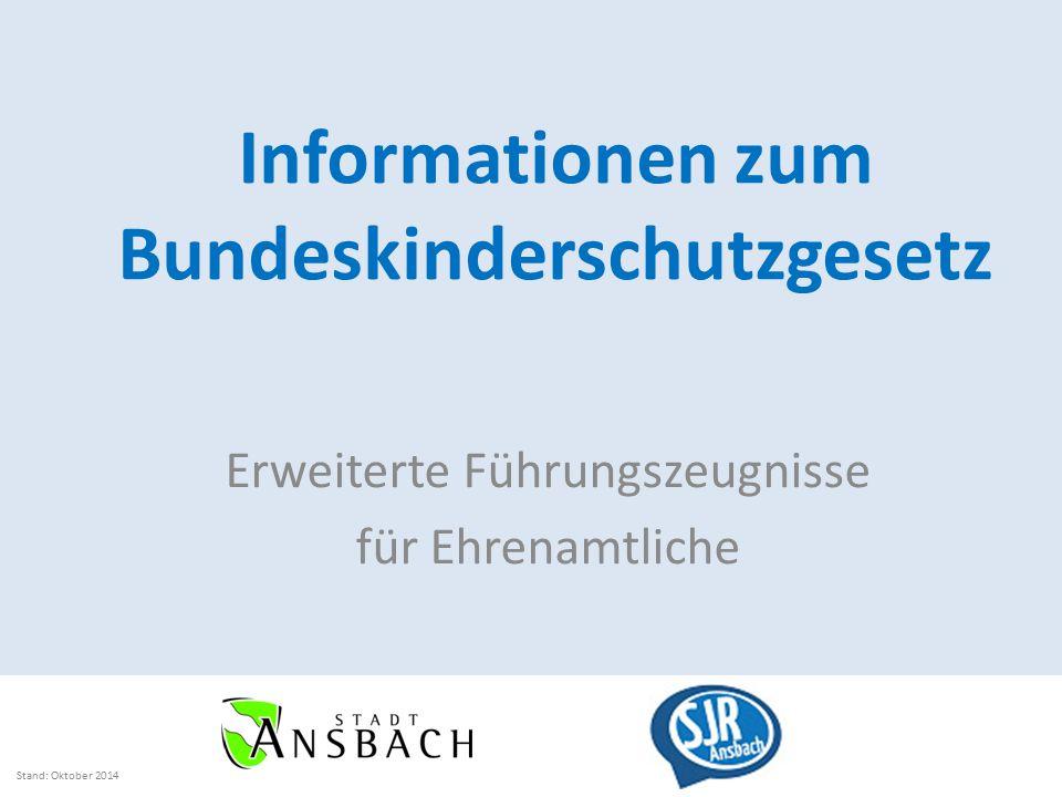 Informationen zum Bundeskinderschutzgesetz