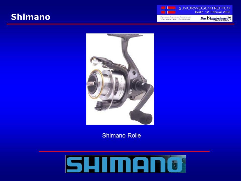 Shimano Shimano Rolle