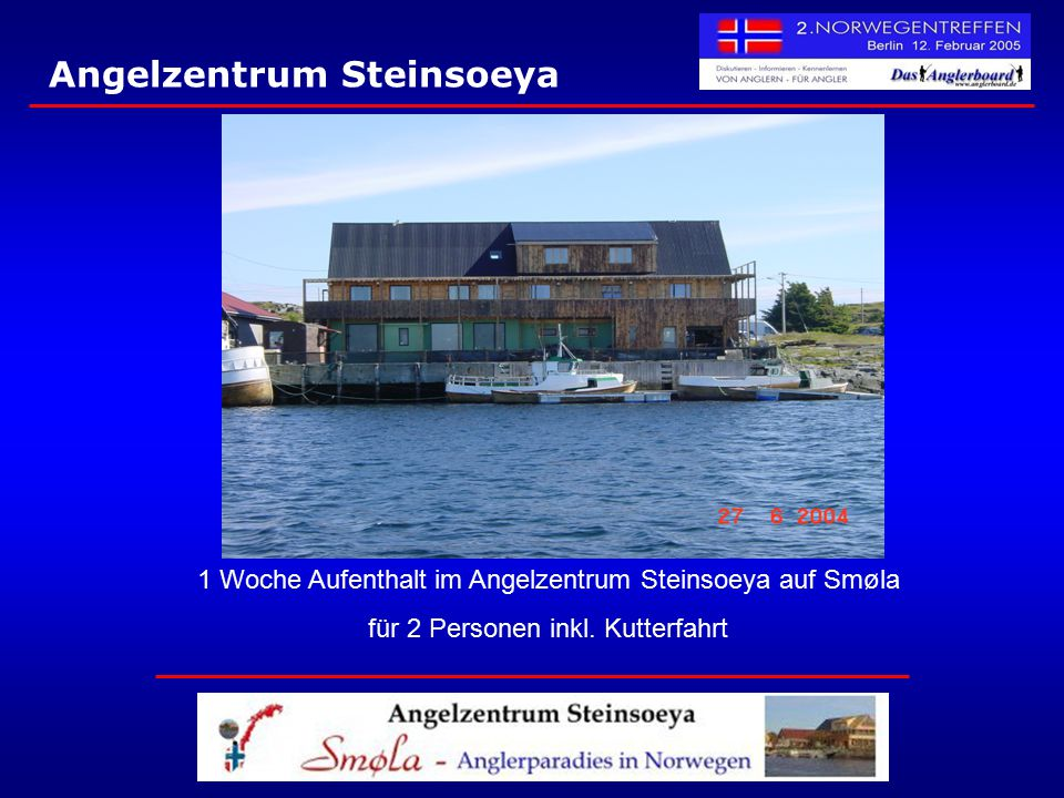 Angelzentrum Steinsoeya