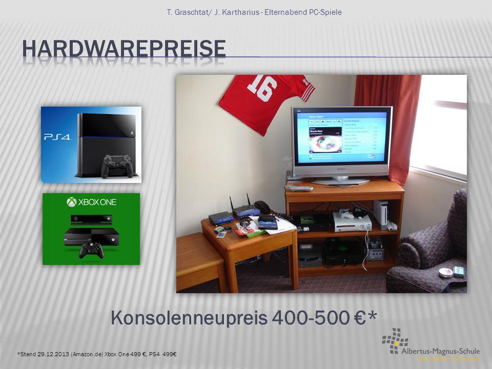 T. Graschtat/ J. Kartharius - Elternabend PC-Spiele