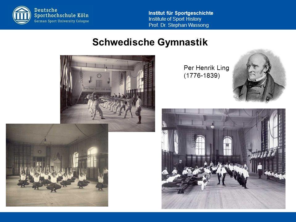Schwedische Gymnastik