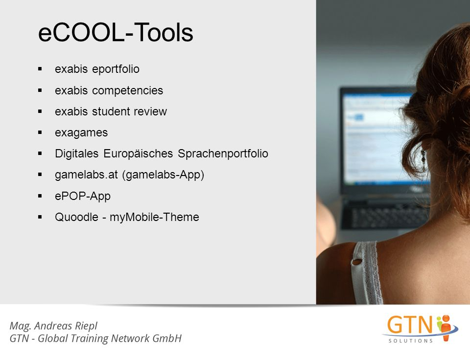 eCOOL-Tools exabis eportfolio exabis competencies