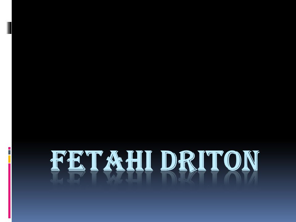 Fetahi Driton