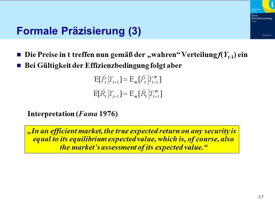 Formale Präzisierung (3)