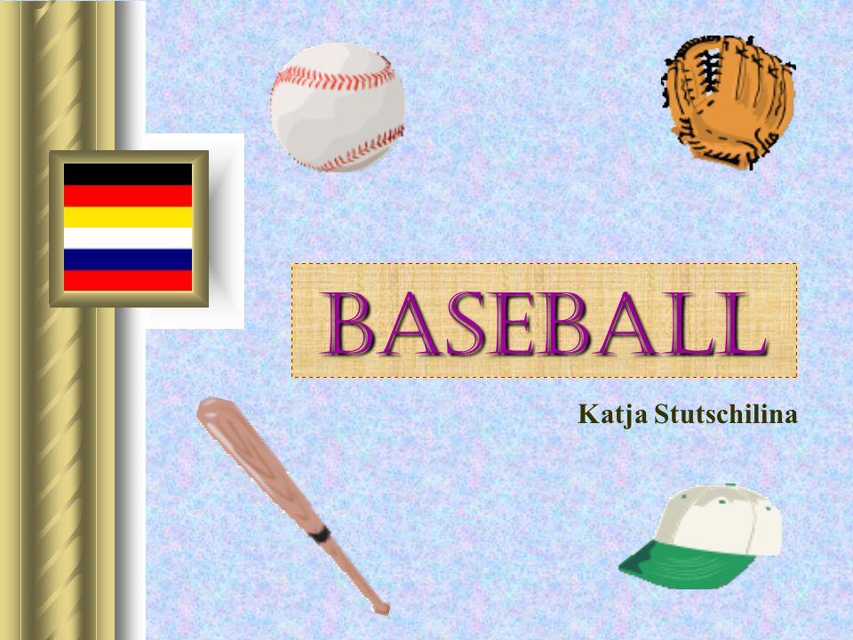 Baseball Katja Stutschilina