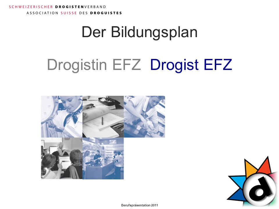 Drogistin EFZ Drogist EFZ