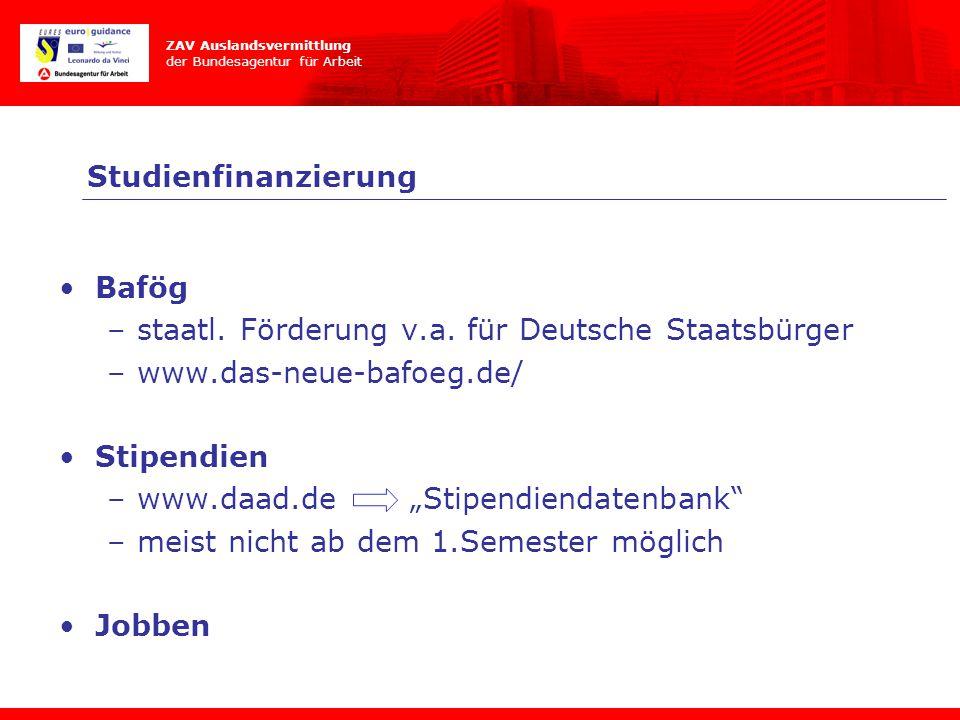 Studienfinanzierung Bafög. staatl. Förderung v.a. für Deutsche Staatsbürger. www.das-neue-bafoeg.de/
