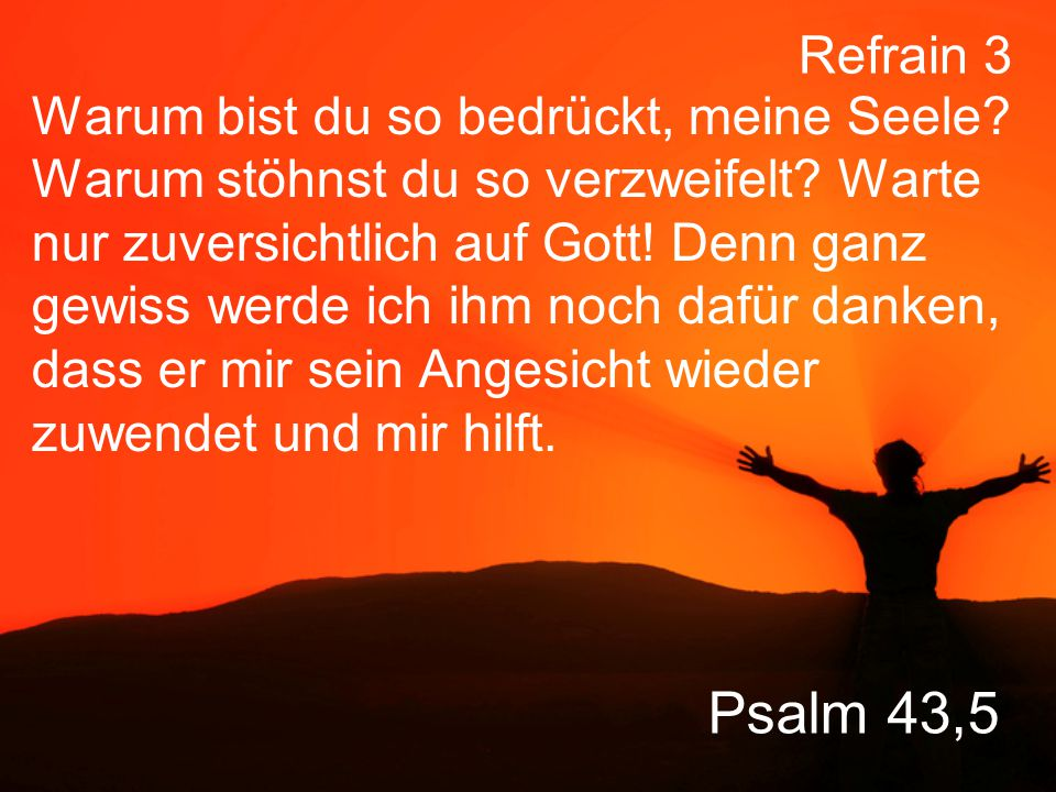 Refrain 3