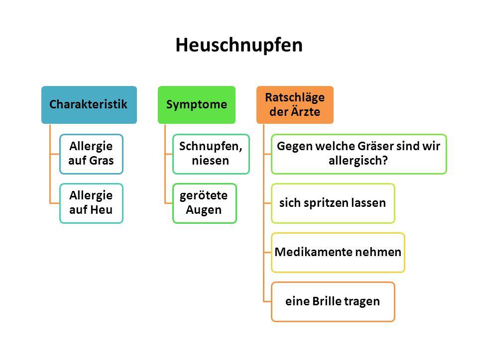Gegen welche Gräser sind wir allergisch