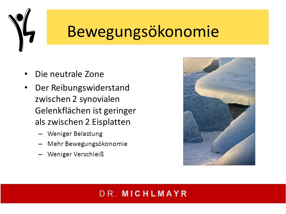 Bewegungsökonomie Die neutrale Zone