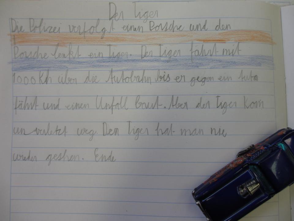 Automatisches Schreiben