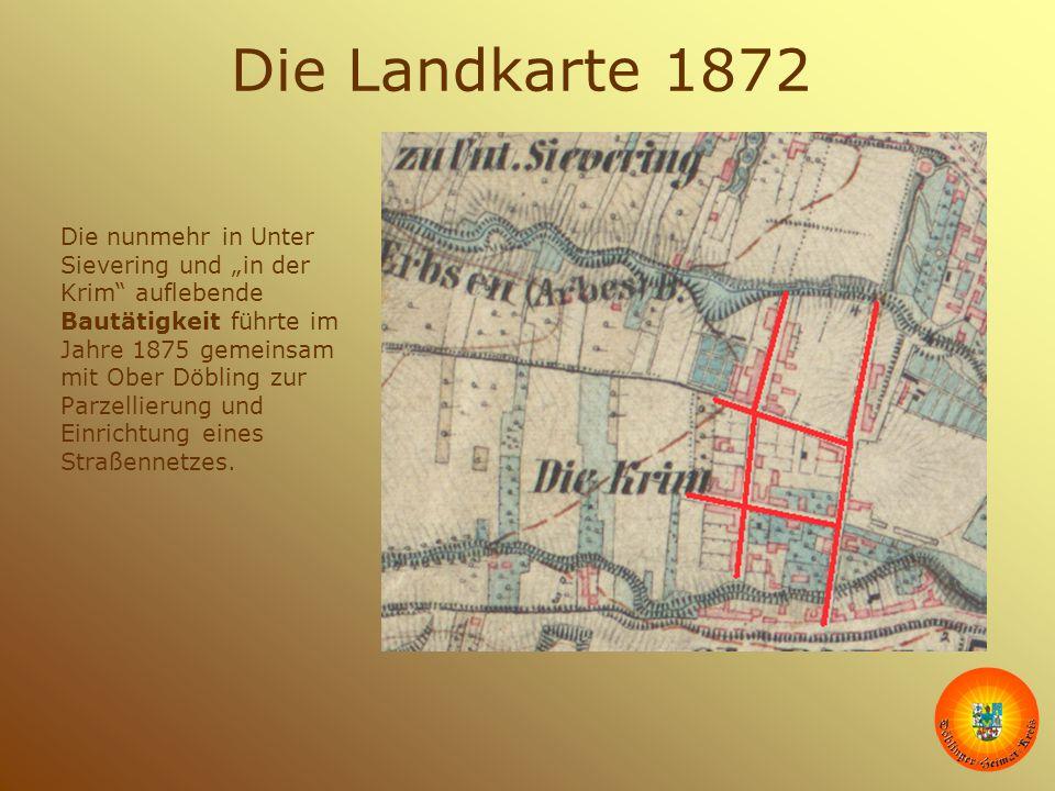 Die Landkarte 1872