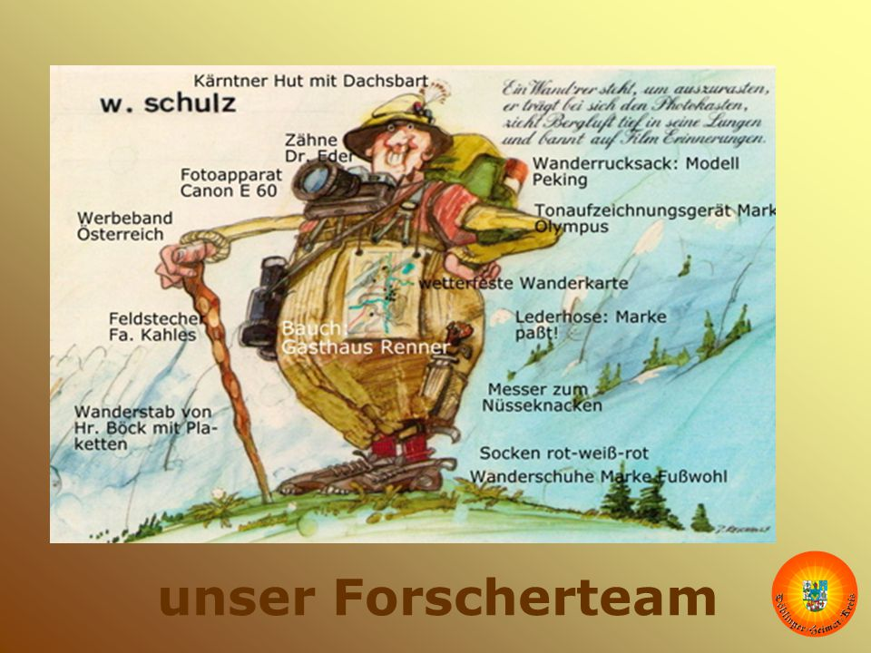 unser Forscherteam