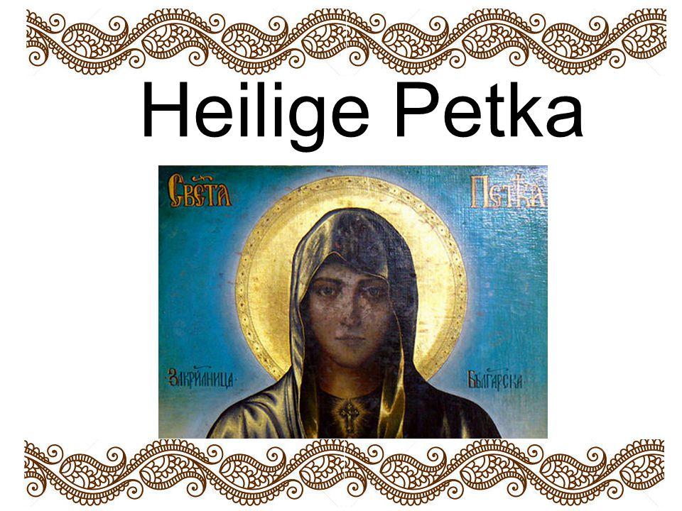 Heilige Petka