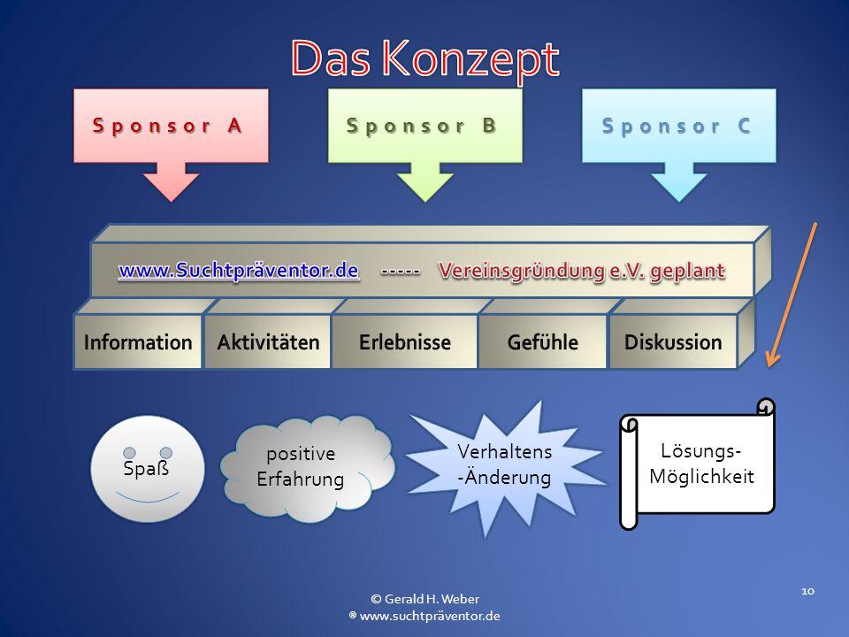 www.Suchtpräventor.de ----- Vereinsgründung e.V. geplant