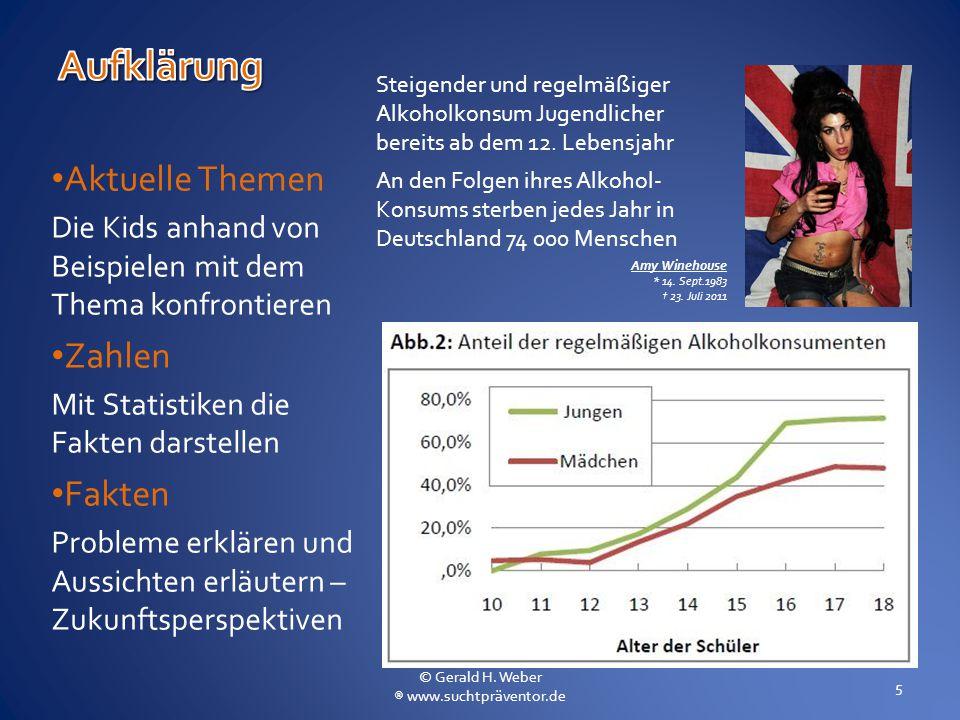 © Gerald H. Weber ® www.suchtpräventor.de