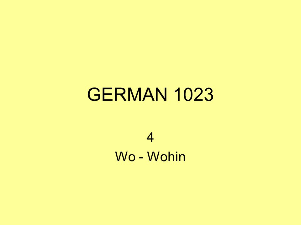 images of german wo