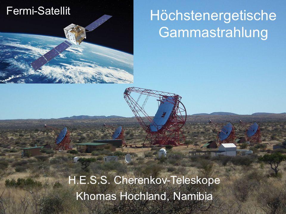 Höchstenergetische Gammastrahlung