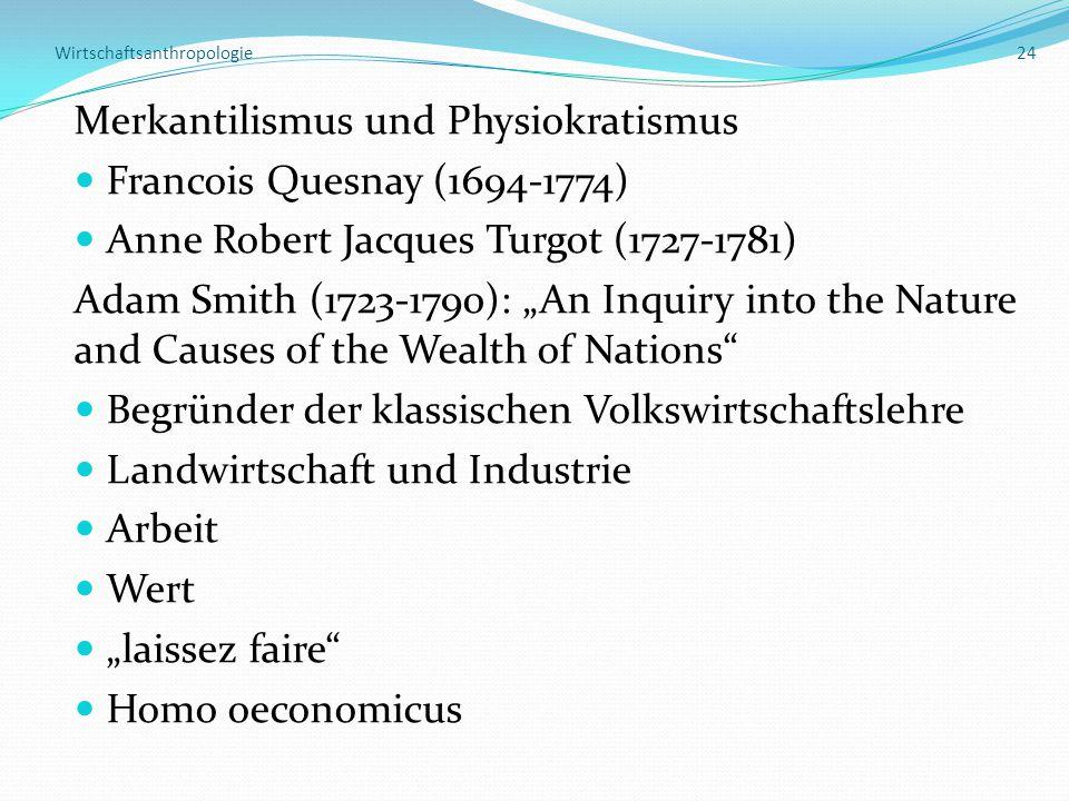 Wirtschaftsanthropologie 24