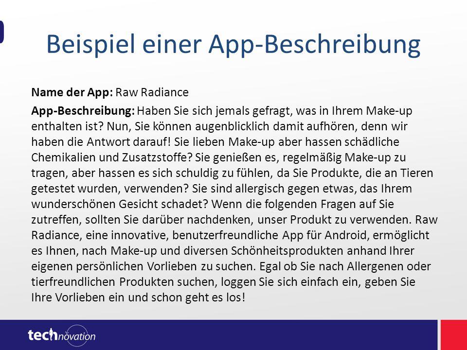 6.4 Fahren Sie mit der Entwicklung der App fort