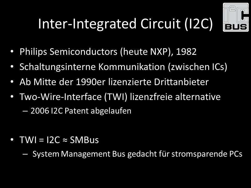Inter-Integrated Circuit (I2C)