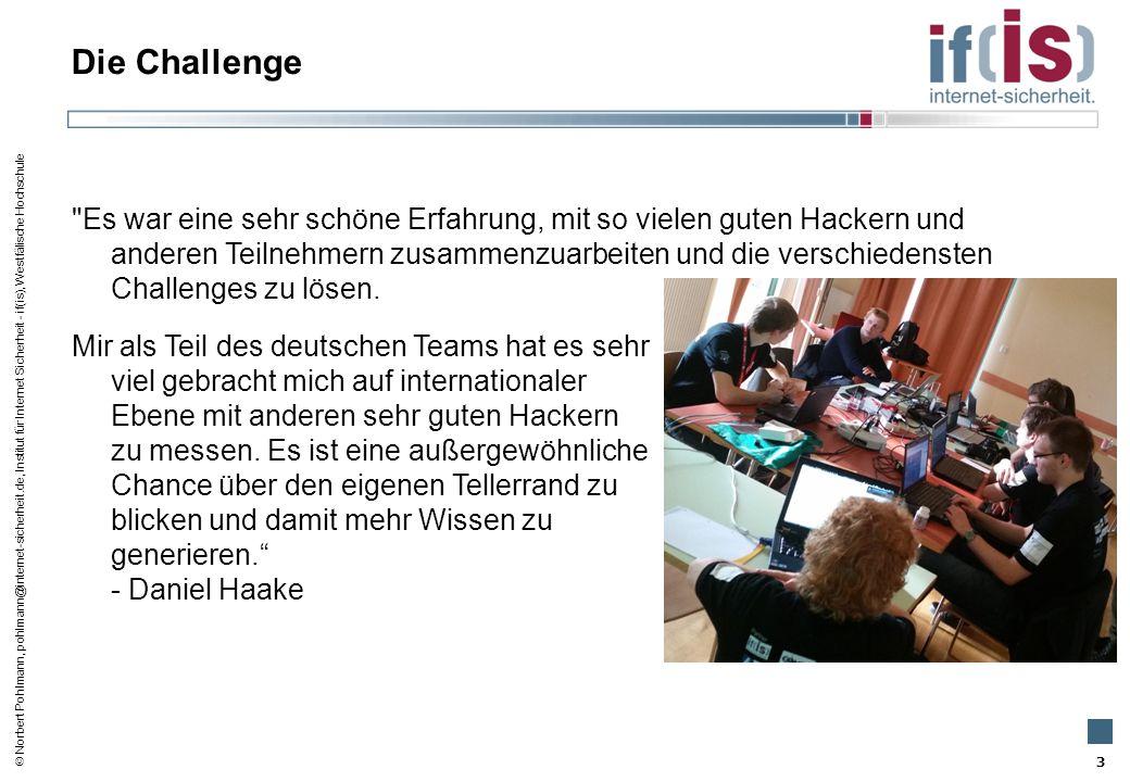 Die Challenge