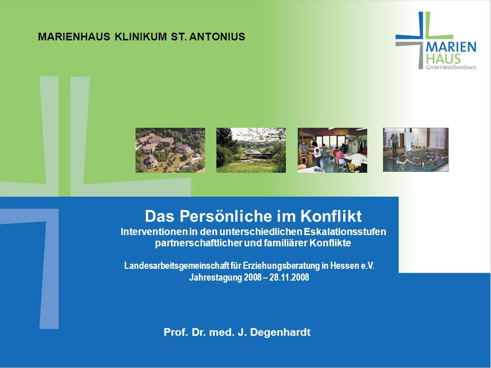 Prof. Dr. med. J. Degenhardt