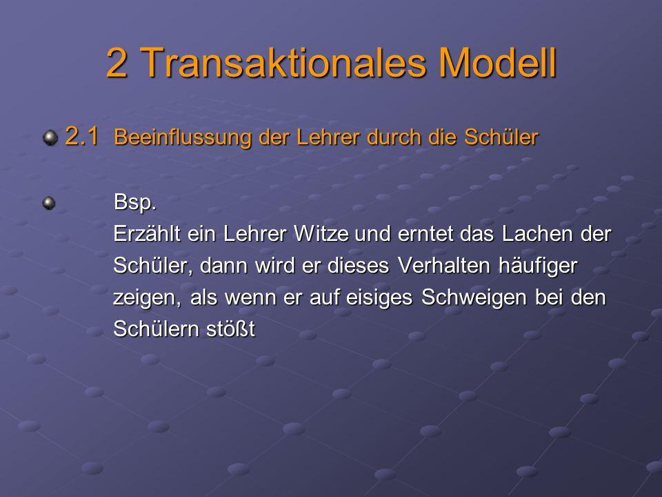 2 Transaktionales Modell