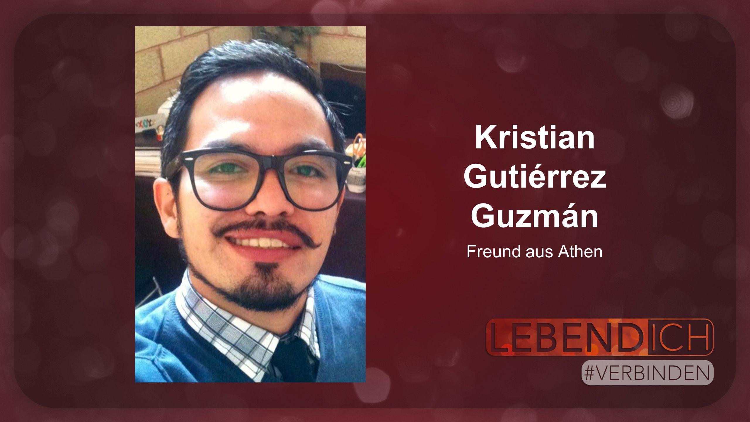 Kristian Gutiérrez Guzmán