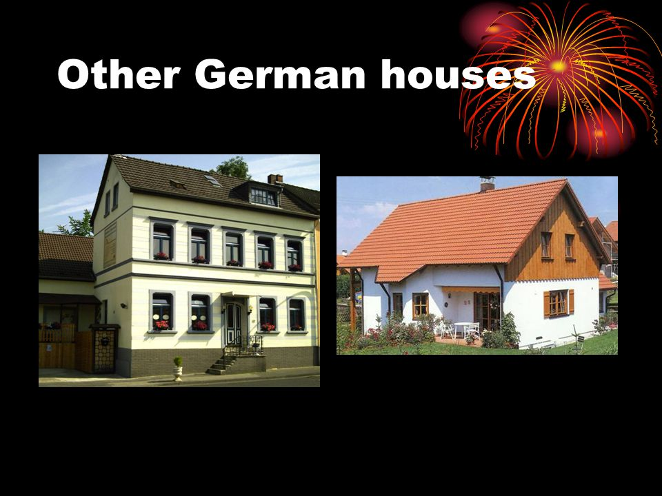 Other German houses