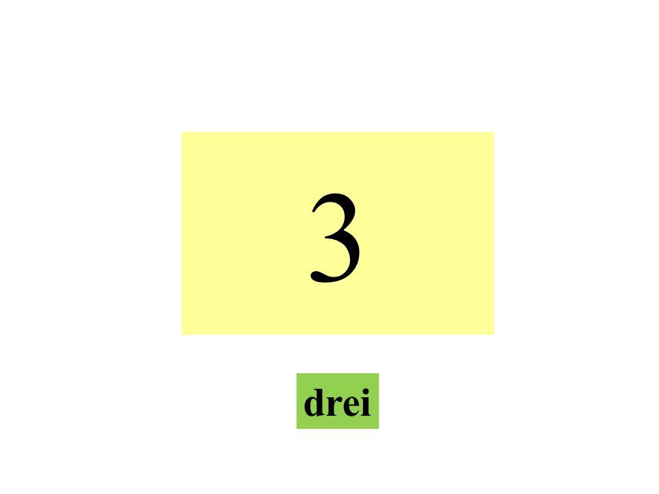 3 drei