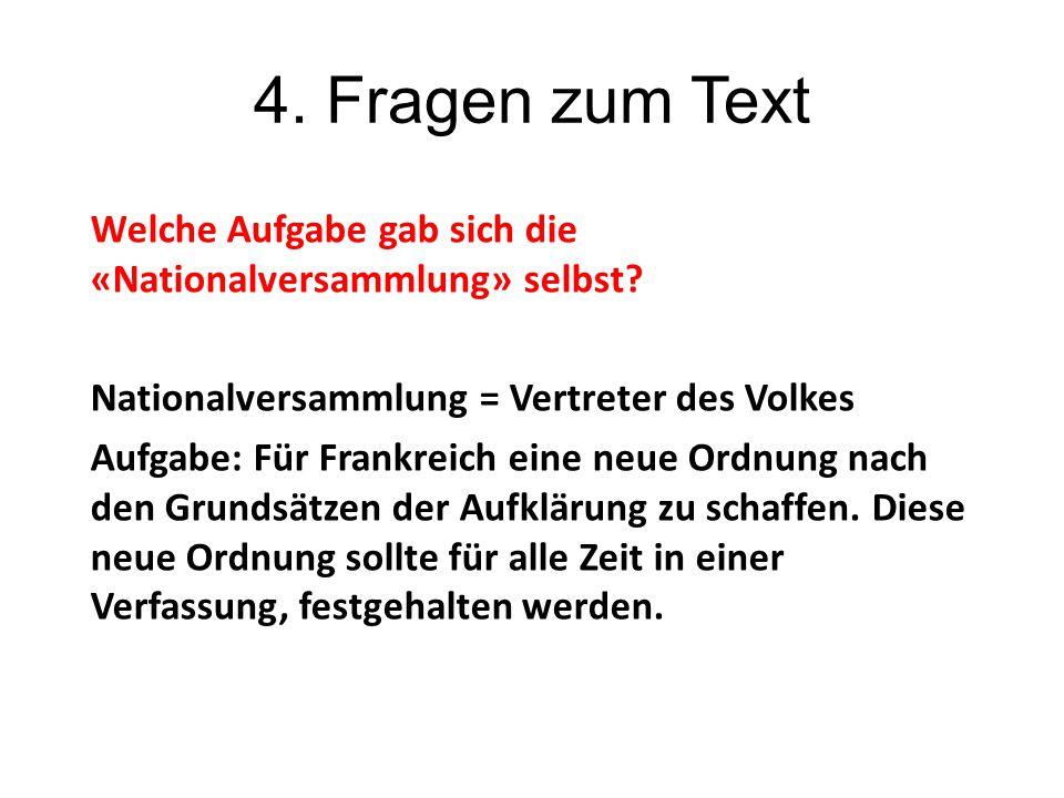 4. Fragen zum Text