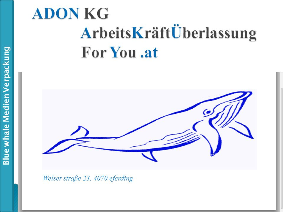 ADON KG ArbeitsKräftÜberlassung For You .at