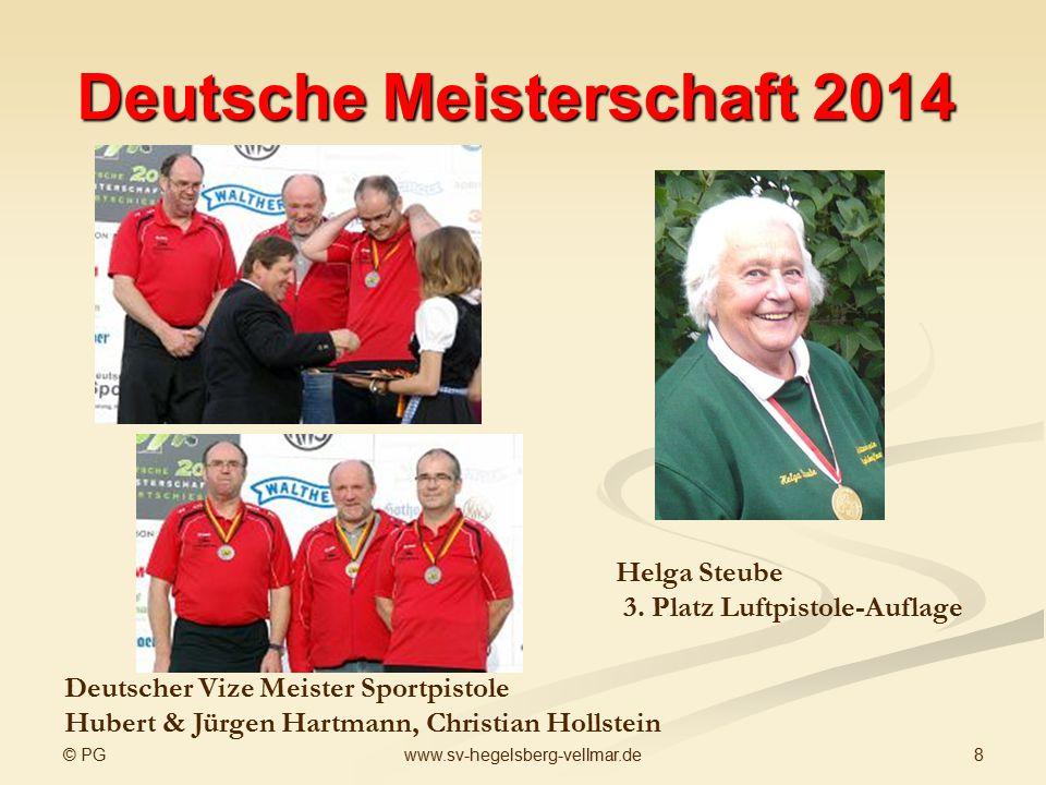 Deutsche Meisterschaft 2014