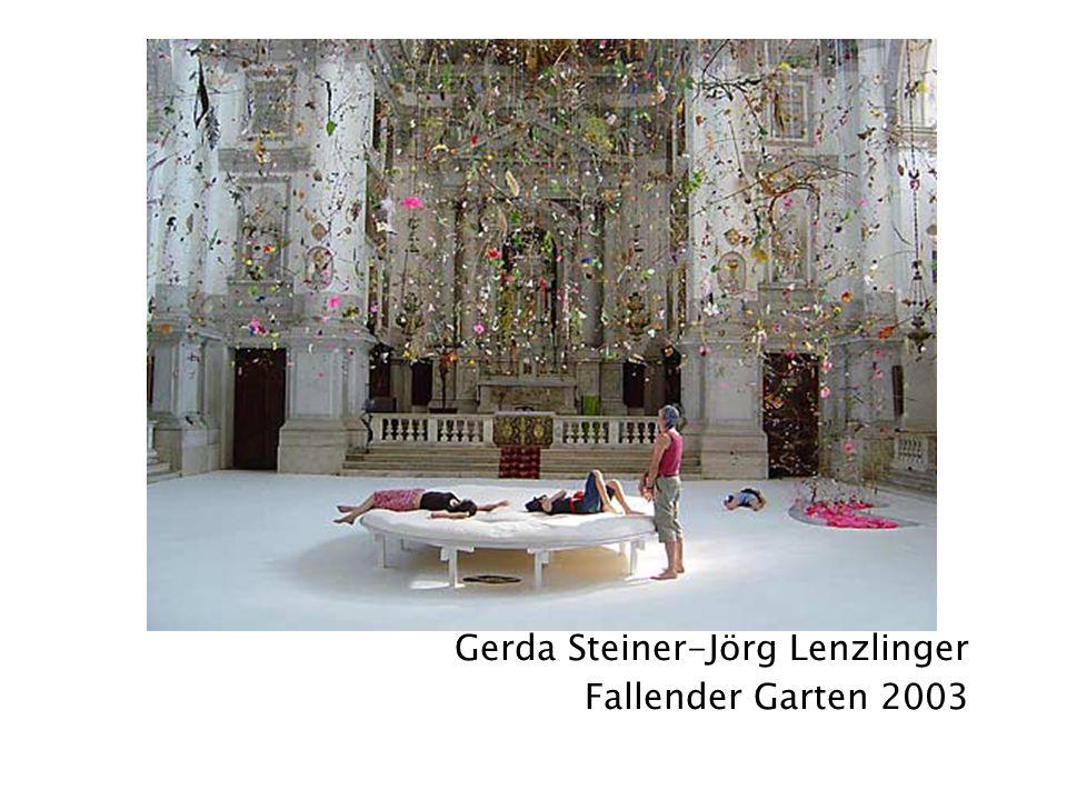 Gerda Steiner-Jörg Lenzlinger