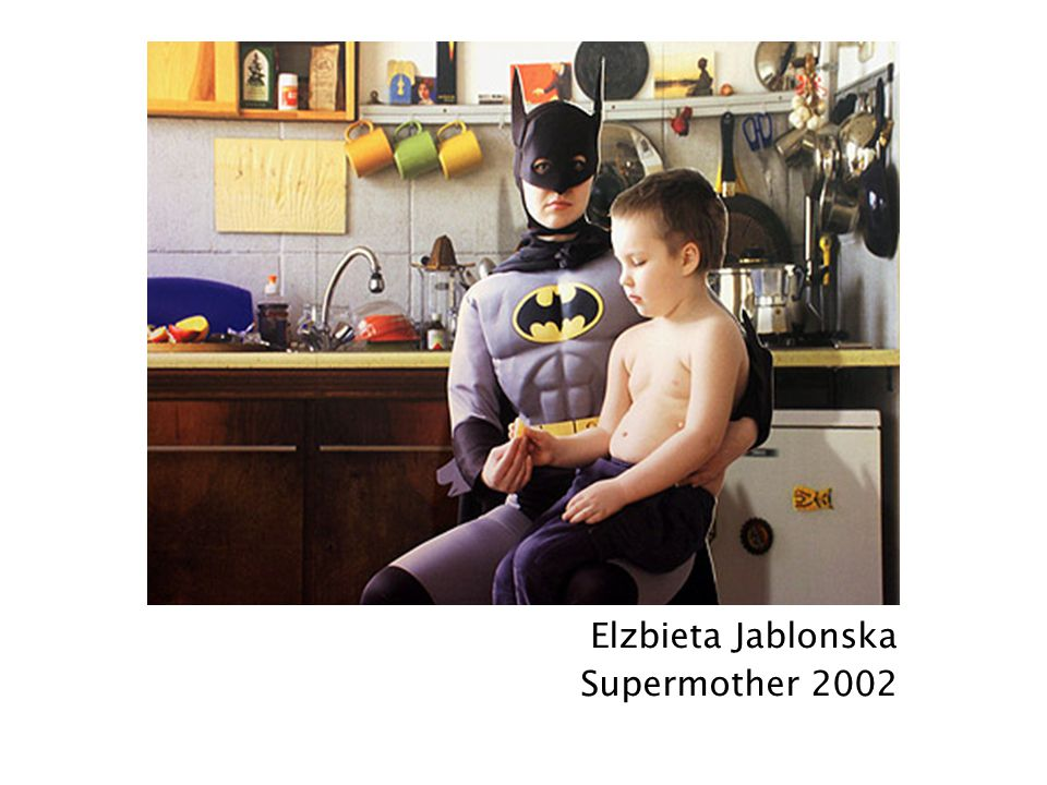 Elzbieta Jablonska Supermother 2002