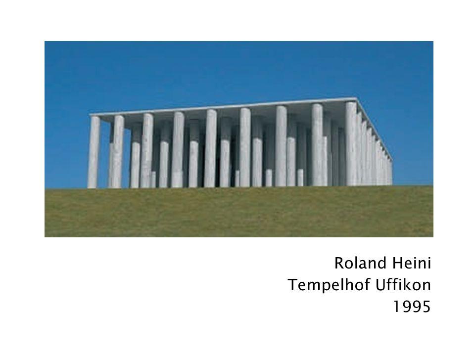 Roland Heini Tempelhof Uffikon 1995