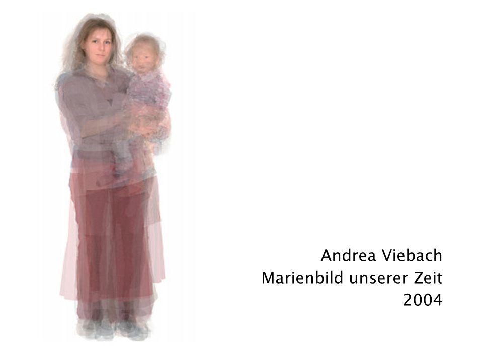 Andrea Viebach Marienbild unserer Zeit 2004