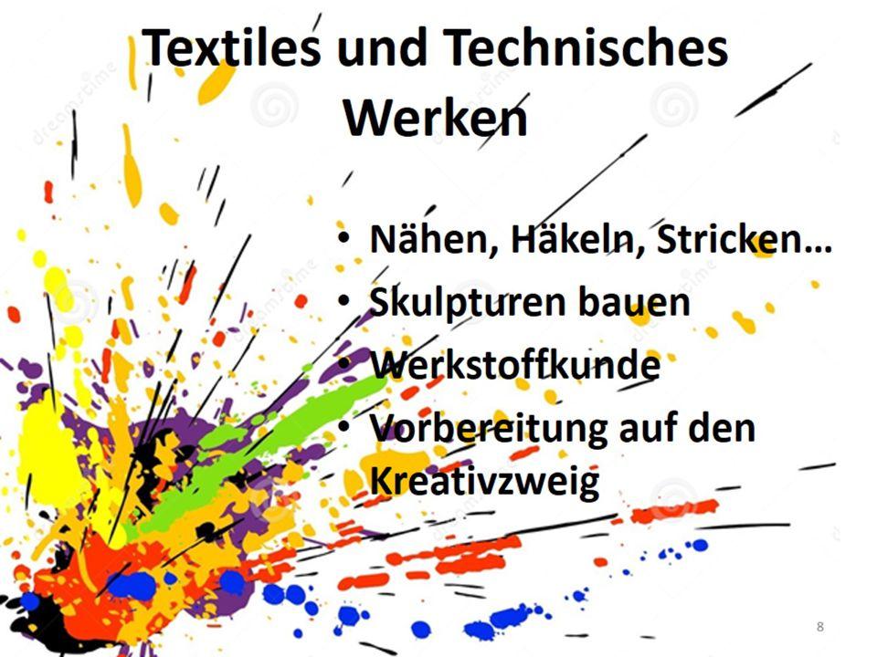 Textiles und Technisches Werken