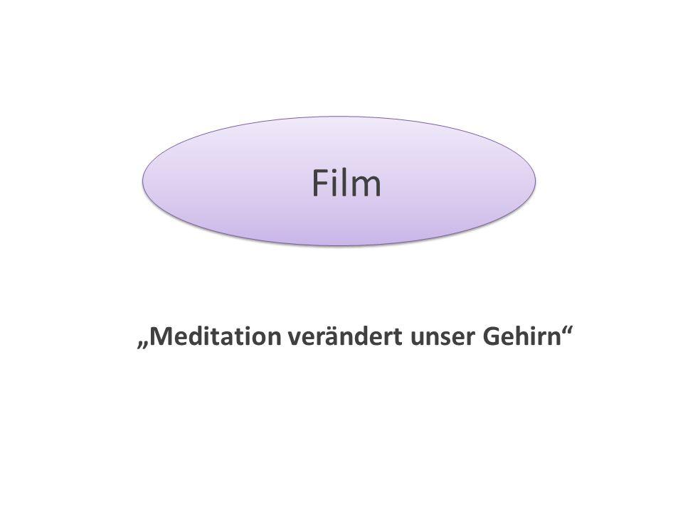 """Meditation verändert unser Gehirn"