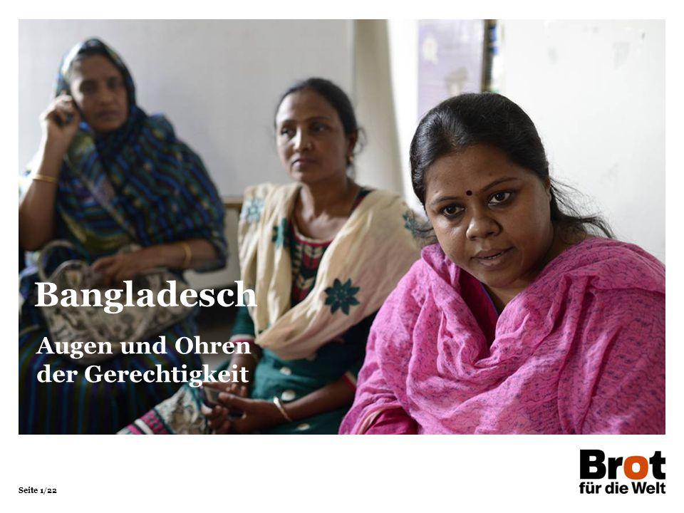Bangladesch Augen und Ohren der Gerechtigkeit 1