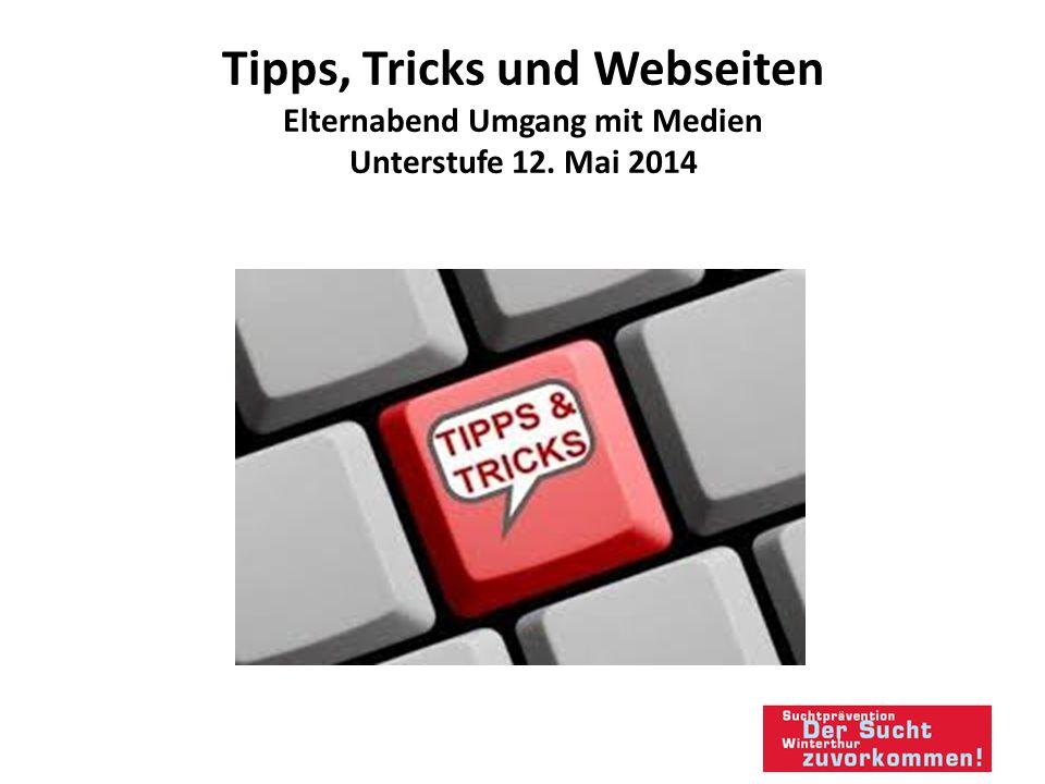 Referat Umgang mit Medien Suchtprävention Winterthur
