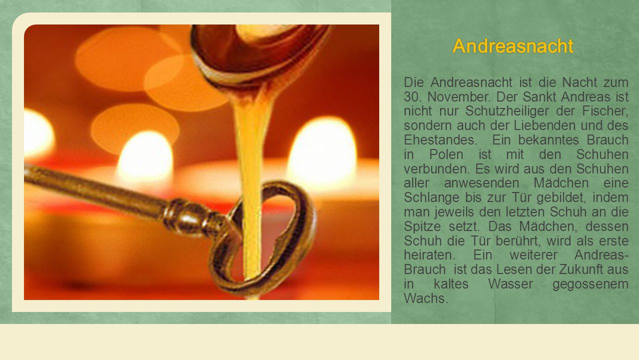 Andreasnacht