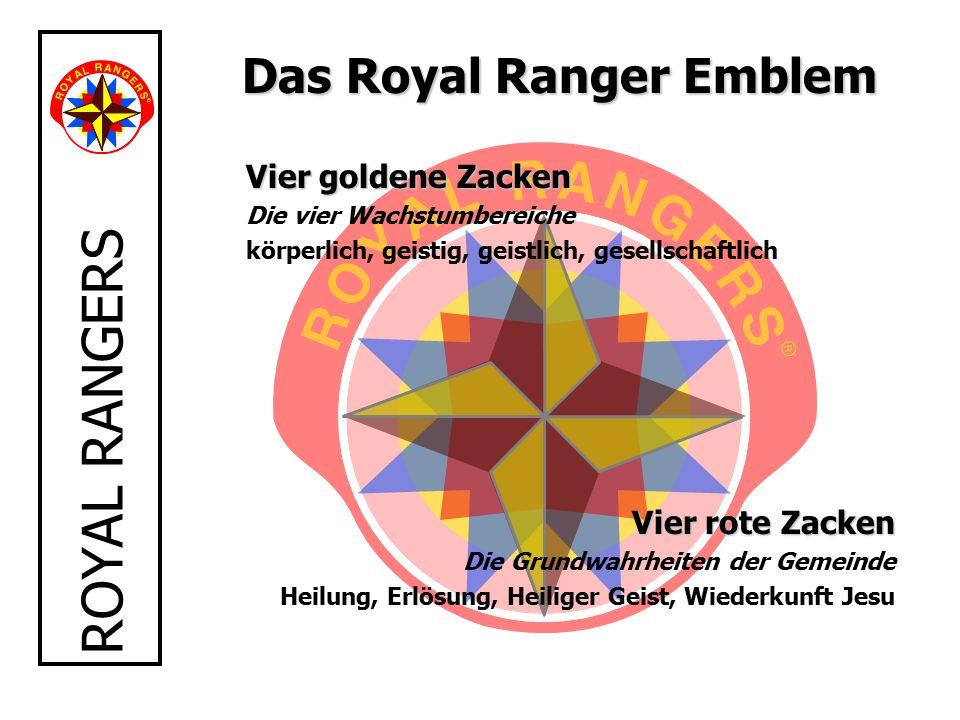 Das Royal Ranger Emblem