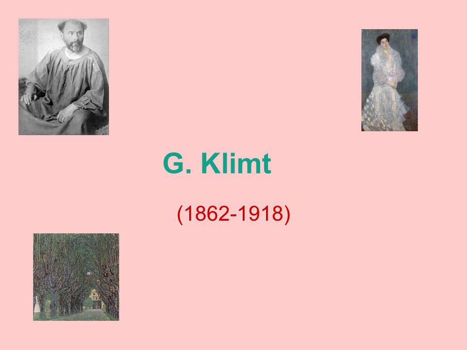 G. Klimt (1862-1918)