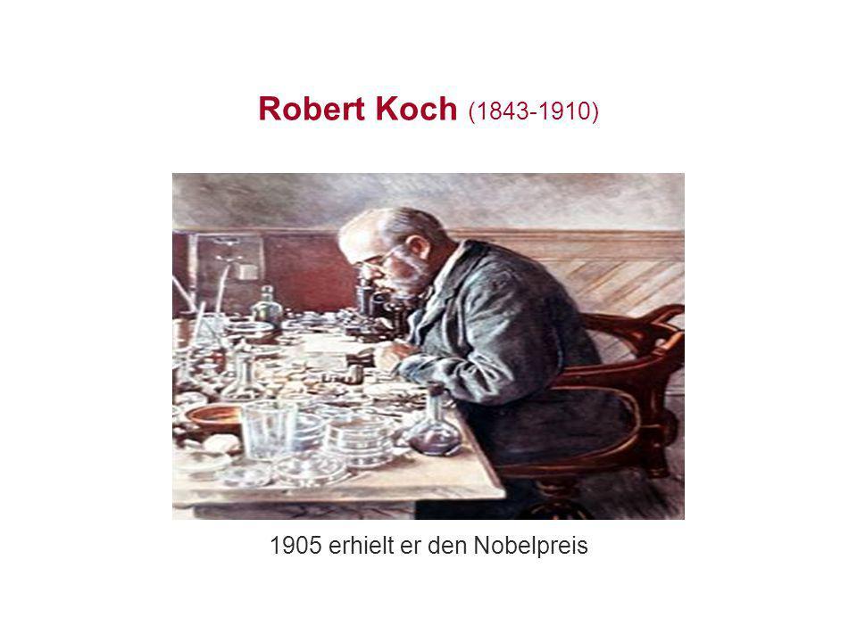 1905 erhielt er den Nobelpreis